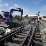 Butuh Waktu 45 Menit dari Manggarai, Bulan Depan Kereta Menuju Bandara Soetta Rampung