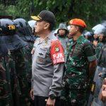 Aksi 212, Kapolda Metro Pimpin Langsung Pengamanan Gedung DPR