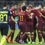 Main di Kandang, Inter Milan Ditumbangkan Roma 3-1