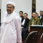 Tanya Jawab Hakim dengan Rizieq Shihab dalam Persidangan Ahok