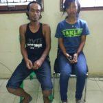 Suami Istri Pecandu Narkoba Ditangkap Polisi