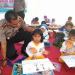 Bhayangkari Kampar adakan Lomba untuk PAUD