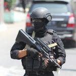 Di Lamongan,  Densus 88 Tangkap  Tiga Terduga Teroris
