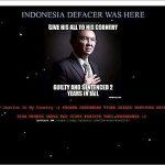 Situs Polda Riau Diretas Hacker,  Polisi  Buru Pelaku