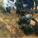 Empat Prajurit Korban Latihan PPRC Dibawa ke Kalbar