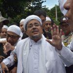 Tidak Penuhi Panggilan Polisi,  Rizieq dari Malaysia Terbang Ke Saudi Arabia