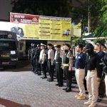 Operasi Skala Sedang Polres Metro Jakarta Pusat,  Tertibkan Anak Nongkrong