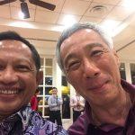 Jumat Malam, Kapolri Bicara Terorisme di Club Eksklusif  Singapura