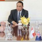 Wakil Kapolri Kunjungi Australian Institute of Police  Management