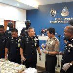 Efektif, Kerjasama Atase Kepolisian RI di Malaysia Mencegah Penyeludupan Narkoba ke Indonesia