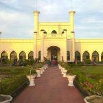 Istana Asserayah Al Hasyimiah Siak Terbakar