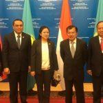 Wapres Kunjungi Sekretariat CdM Asean Games 2018