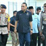 Di Jakabaring Palembang, Wakapolri Tinjau Tiga Lokasi Venue Asian Games 2018