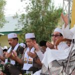 Kapolri Hadiri Haul Guru Tua di Palu, Tito : Ambil Spirit Perjuangan Habib Idrus