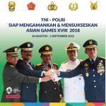 Asian Games 2018 : Ada Polisi Berbahasa Arab hingga Jepang