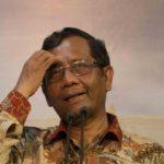 Mahfud MD Anggap Skandal Buku Merah IndonesiaLeaks Hoax