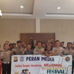 Peran Media Dalam Agenda Millenial Road Safety Festival
