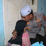 Janda Tua Masriah: Terima Kasih Polda Banten