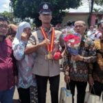 Anak Tukang Ojek Jadi Lulusan Terbaik di SPN Polda Metro Jaya