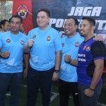 """Perlombaan Futsal """"Kadiv Humas Polri Cup"""" Bergulir di Jakarta"""