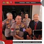 Kapolda Kepri Terima Kunjungan Kepala Polis Johor
