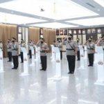 Kapolri Jendral Polisi Idham Azis, Pimpin Serah Terima Jabatan Kapolda Banten