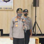 Kapolda Sulut Pimpin Sertijab Kabid Propam, Kepala SPN dan Kapolres Tomohon