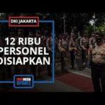 12 Ribu TNI-Polri Jaga Demo Anak NKRI