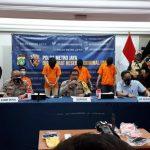 10 Begal Pesepedan Ditangkap Polda Metro Jaya