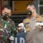 Senjata Api Milik Laskar Khusus FPI Disita, Kapolda: Ada Tiga Peluru Ditembakkan