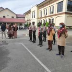 Dewan Kerja Saka Bhayangkara Dilantik, Ini Harapan Kapolres Lhokseumawe
