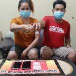 Polres Gumas, Tangkap 2 Orang Terduga Pengedar Sabu