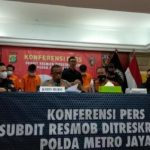 Polda Metro Jaya Tangkap Komplotan Perampok, Satu Pecatan Polisi Terlibat