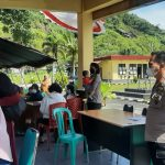 Kapolri Targetkan 1 Juta Vaksin, Polres Padang Panjang Sumbang 1008