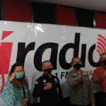 Bidang Humas Polda Kalsel Kupas Tuntas Pelaksanaan Vaksinasi Covid-19, Melalui Dialog Interaktif di iRadio