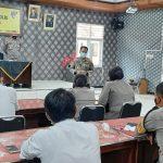 Polres Padang Panjang Optimalkan Personil untuk Penanganan Covid19