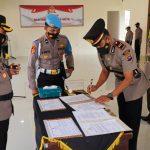 Dua Perwira Polres Padang Panjang Mutasi, AKP Adrianto SH Waka Polsek Bukittinggi