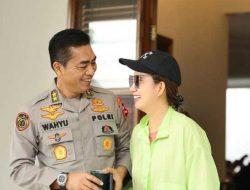 'Cinta  adalah Jembatan Antara Anda dan Segalanya', Kata Irjen Wahyu Widada