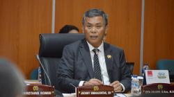 Ketua DPRD Jakarta Diperiksa KPK,  Pras : Itu Tanggung Jawab Eksekutif