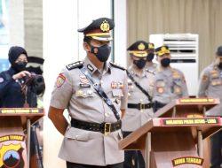 Pimpin Sertijab, Kapolda Jateng Rotasi Sejumlah Pejabat