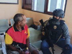 Anggota Kelompok Kriminal Bersenjata Papua Gigen Telenggeng ditangkap