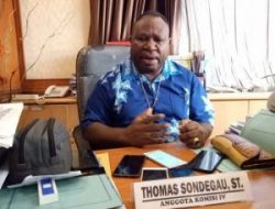 Polisi Tangkap Anggota DPR asal Papua