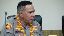 Profil Komjen Paulus Waterpauw, Putra Asli Papua yang Dipercaya Jokowi Jadi Pejabat BNPP