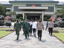 Kapolda Jateng Hadiri Silaturahmi Ulama dan FKUB