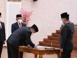 Irjen Pol. Sutanto Dilantik jadi Wakil Kepala Badan Siber dan Sandi Negara