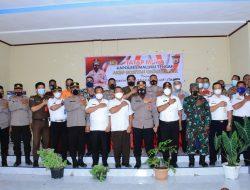 Polres Maluku Tengah Gelar Silaturahmi Kamtibmas