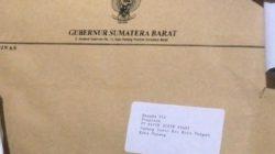 Polda Sumbar Terbitkan Sprindik Kasus Surat Gubernur Mahyeldi